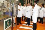 El rey Felipe VI elige Paterna y a la empresa Tecnidex para su primera visita oficial a tierras valencianas