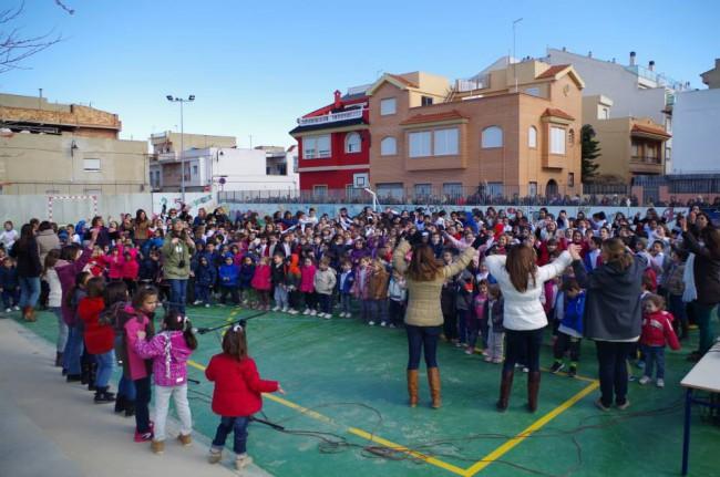 dia de la paz blasco ibáñez barrio del cristo