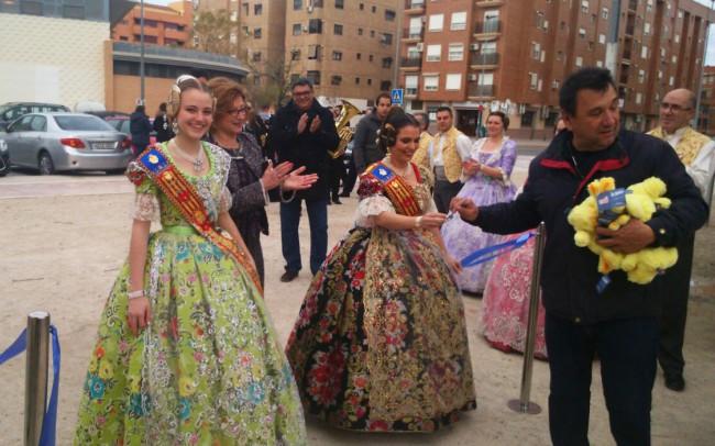 inauguración feria carnaval alaquàs
