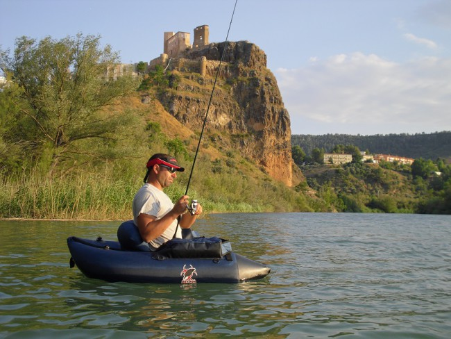 Cofrentes. Pesca deportiva