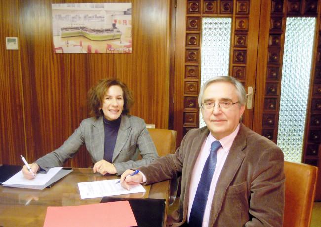 Firma Convenio  ASIVISA