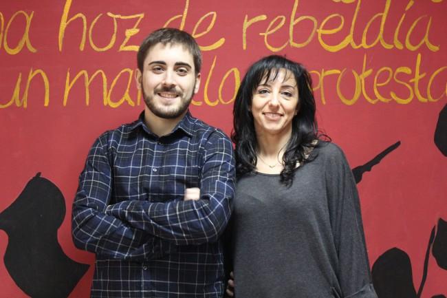 Jose Camarillas y Alicia Moreno