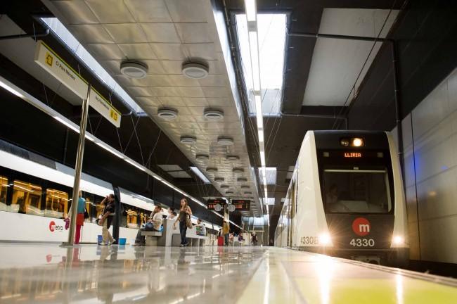 MetroValencia. Estación