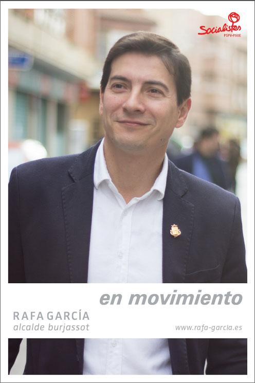 campaña programa electoral rafa garcia