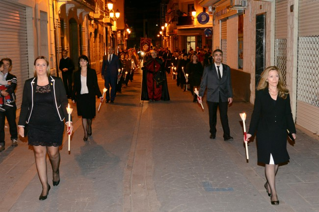 procesión jesús nazareno paiporta