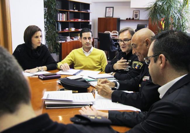 Mislata. Junta Local de Seguridad Ciudadana