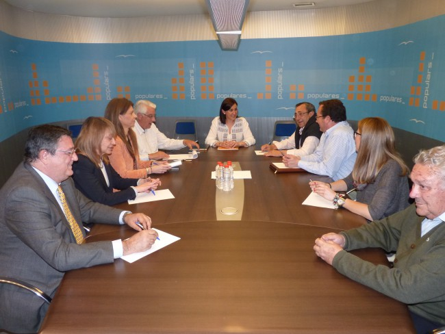 PP Comité Electoral Regional
