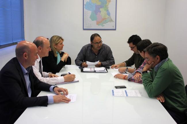 PP. Comite electoral de campaña