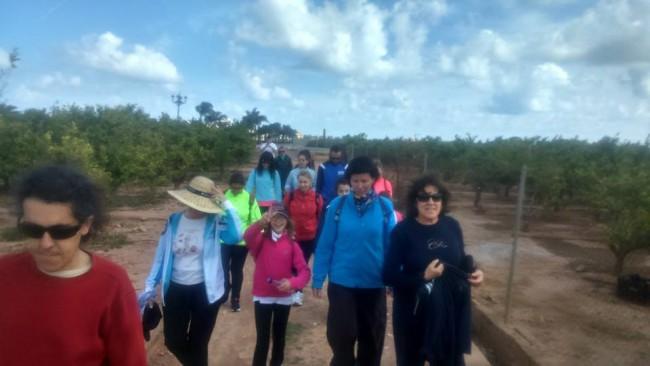 Rafelbunyol-senderismo-ruta