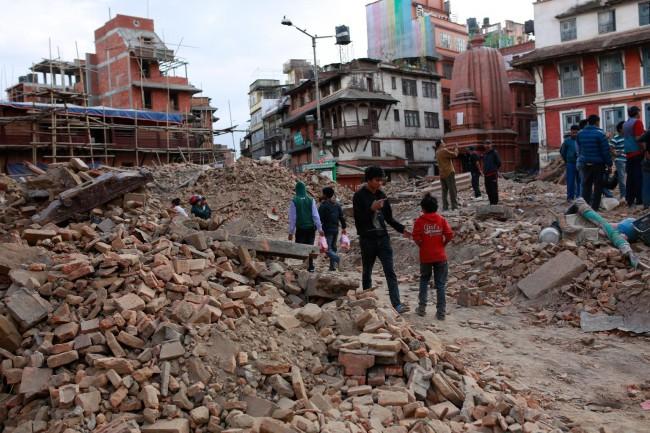 Terremoto-Nepal-ONU