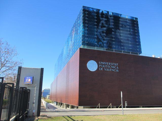 campus de Vera de la Universidad Politécnica de Valencia (UPV)