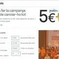 campaña microdonaciones compromis