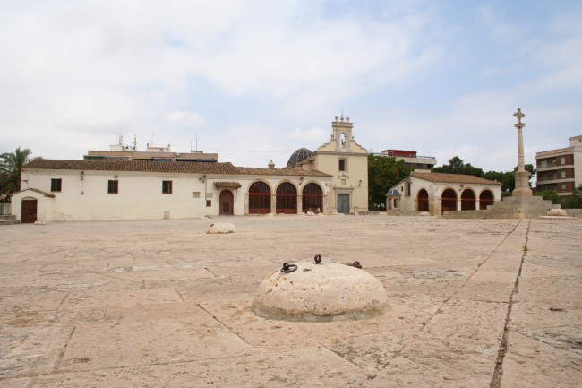 patio de los silos