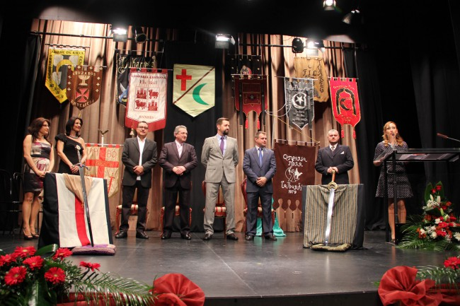 presentación capitanes moros y cristianos manises 2015