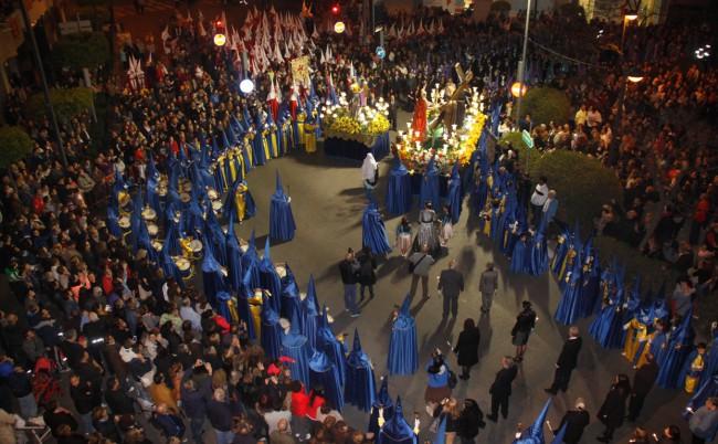 procesiones del Miércoles Santo en Torrent (2)