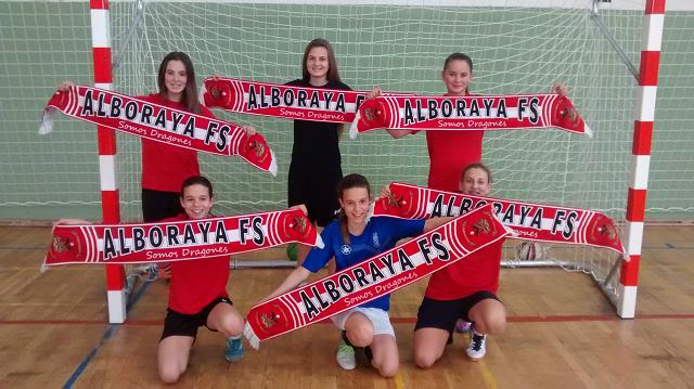 Alboraya. Futbol sala femenino. Alboraya FS