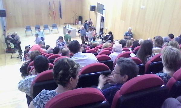 Bonrepos i Mirambell. Debate electoral
