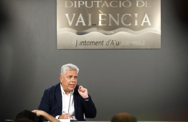 Diputación. Rueda Prensa Juan José Medina