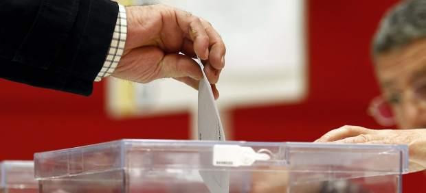 Elecciones Municipales. Voto