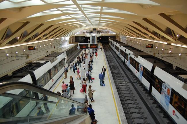SIF, UGT, CCOO y SCF mantienen la huelga en metro y tranvía para el lunes 25