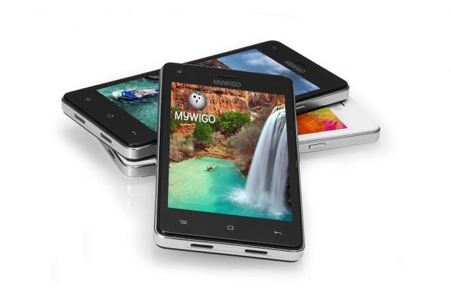 MyWigo. smartphone