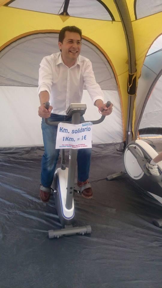 PP Alfafar pedaleo solidario