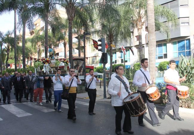 festividad patrón círculo católico de Torrent