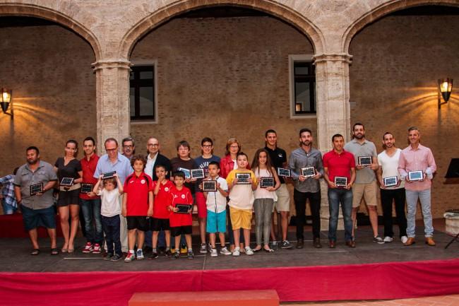 homenaje deportistas alaquàs
