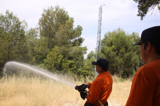 prevención incendios torrent