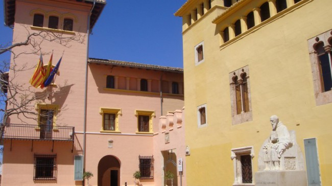 Alfara-Patriarca-Ayuntamiento