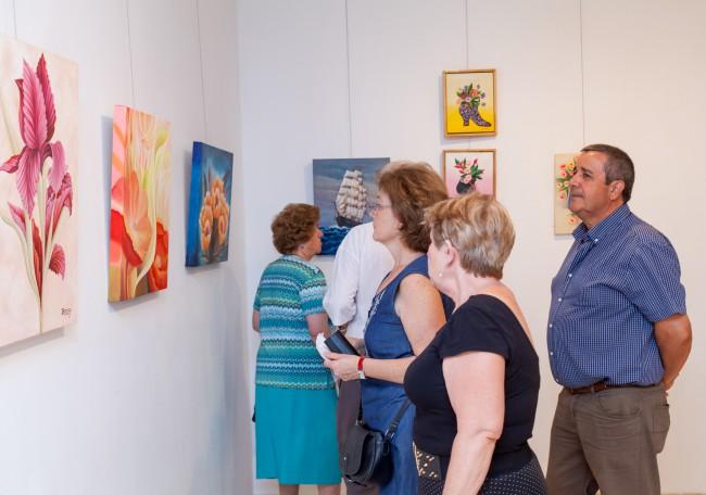 Exposición Semana Cultural Agrupación Vecinal-1
