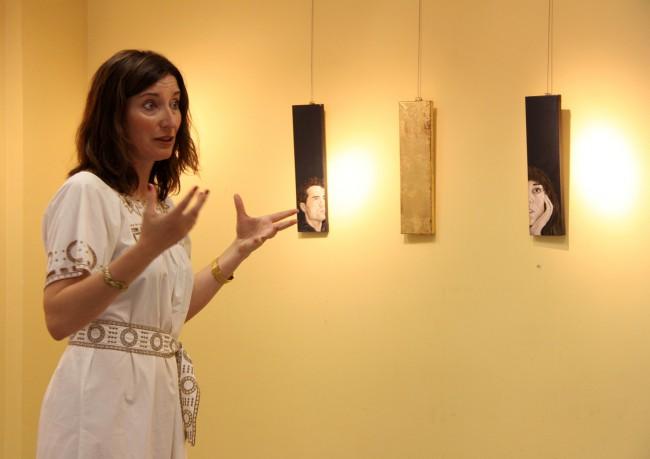 Exposición Verónica Deltoro Casa de la Dona-2
