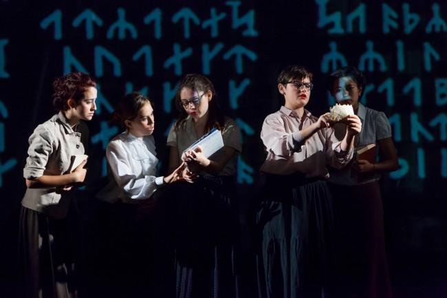 Fin de curso Escuela Municipal de Teatro-2