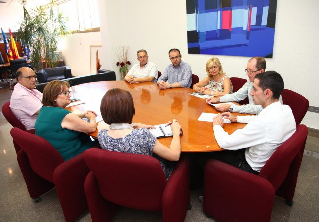 Junta de Gobierno de Mislata con Bielsa (1)