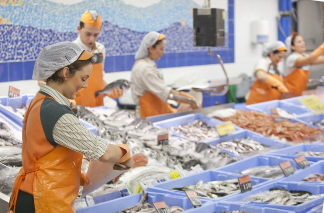 Mercadona-Trabajadores