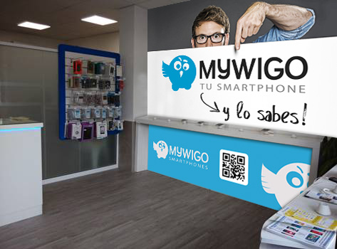 MyWiGo Store