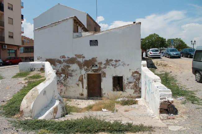 Paterna. Cueva Rey Alfonso XIII