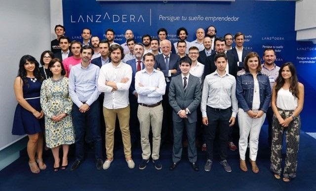 Presentación tercera edición Lanzadera