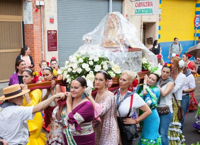 Romería Virgen del Rocío-7
