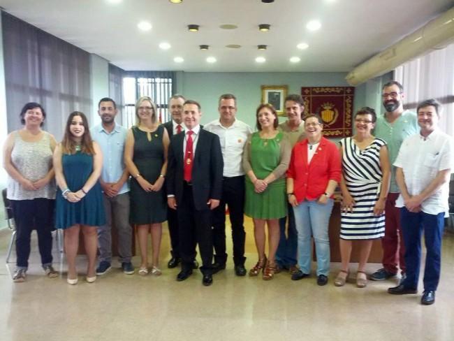 Xirivella-nuevo-equipo-gobierno-PSPV-Compromis-SiSePuede