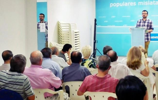 asamblea general PP Mislata