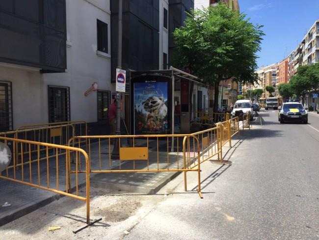 estació bus carrer conca alaquàs