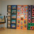 exposición alumnos CEIP Carraixet