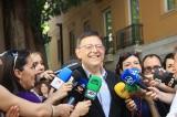 """Puig afirma que """"el Consell hará lo que toca en Puerto Mediterráneo tanto si gusta como si no"""""""