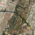proyecto-trazado N-220 acceso aeropuerto Valencia