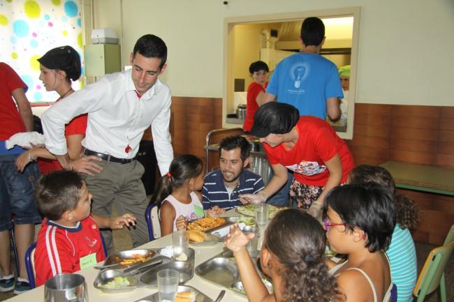 Comedor escolar de Mislata-9