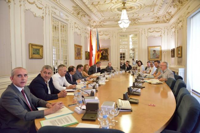 Corts-Valencianes-comisio-Govern
