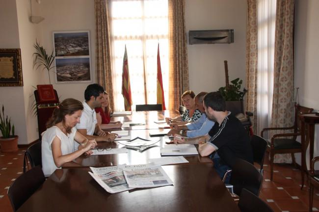 Junta de Gobierno Local Paterna