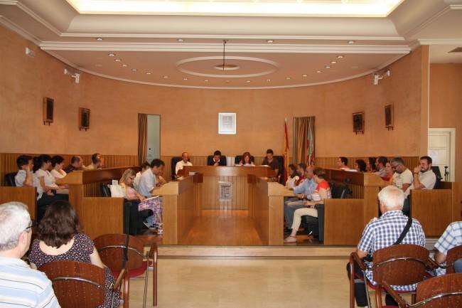 Pleno de organización Ayto Paterna