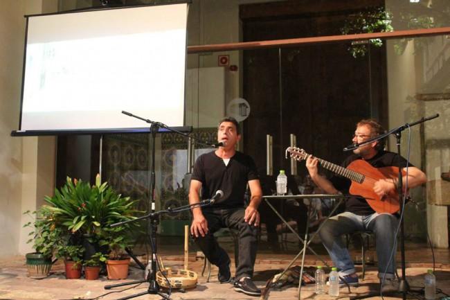 concierto Miquel Gil y Pep Gimeno Botifarra